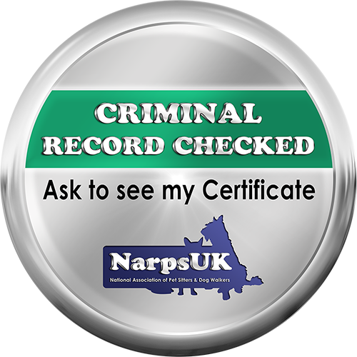 Criminal Record Checked